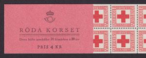 Häfte H72 Svenska Röda Korset 80 år