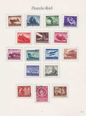 Samling Tyska Riket 1934-45