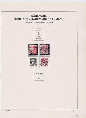 Samling Grönland, Färöarna & Åland