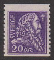 F 153bz, 20 öre Gustav Vasa **