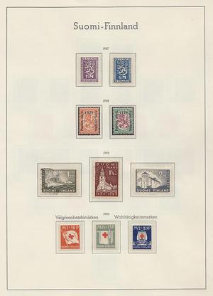 Samling Finland 1885-1992