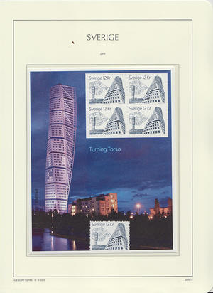 Samling Sverige 1960-2009