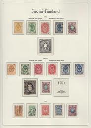 Samling Finland 1860-1986