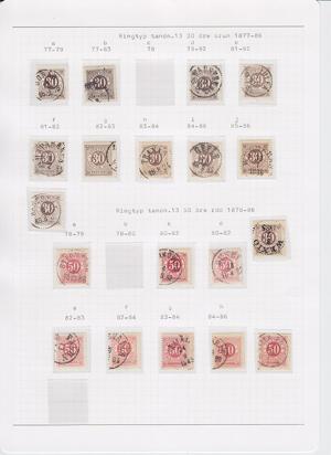 Specialiserad samling Ringtyp
