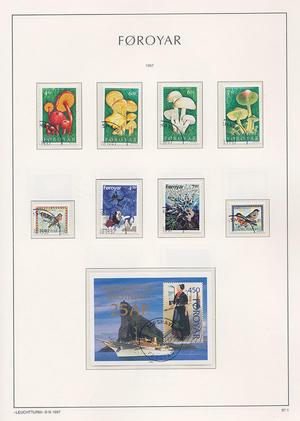 Dubbel samling Färöarna 1975-1992/97