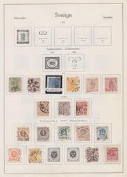 Dubbel samling Sverige 1858-1946