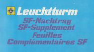 Leuchtturmblad 1988-1997 Sverige