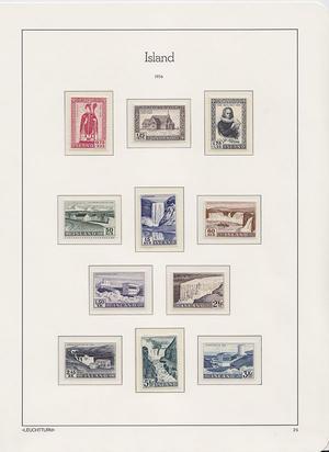 Samling Island 1935-1989