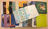 Finland årsböcker 1991-2009, 2011-2012