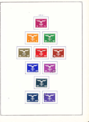 Samling Norge 1877-1985
