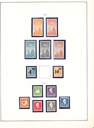 Samling Danmark 1851-1991