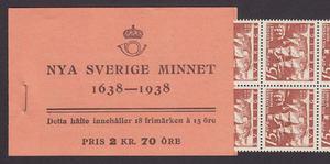 H35CC, 15 öre Nya Sverige-minnet