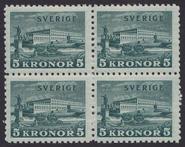 F 233a, Stockholms Slott I fyrblock **