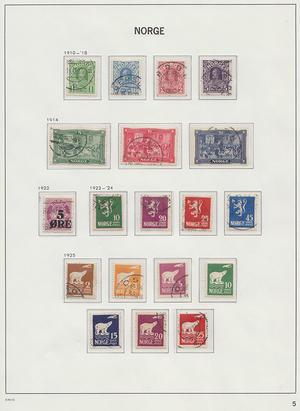 Samling Norge 1856-1995