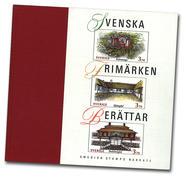 Svenska frimärken berättar, Årsbok 1994/95