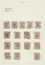 Samling Sverige 1858-1918