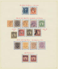 Samling Sverige 1889-1966