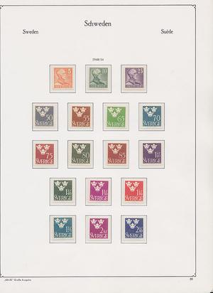 Samling Sverige 1945-1979
