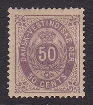 DWI F 13b, 50 cents *