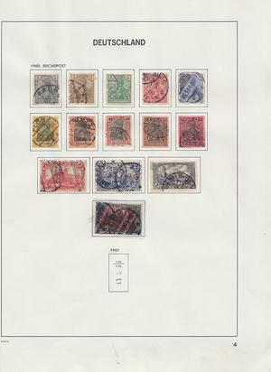 Samling Tyska Riket 1872-1945