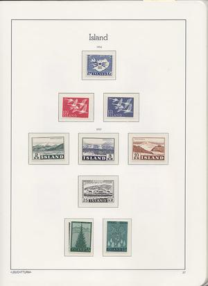 Samling Island 1944-1980