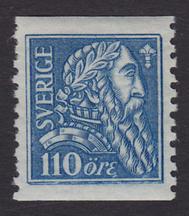 F 154, 110 öre Gustav Vasa **